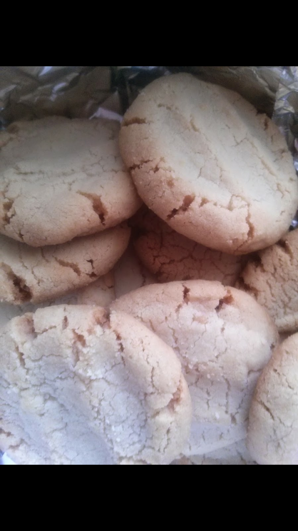 Memphis City School Butter Cookies Recipe