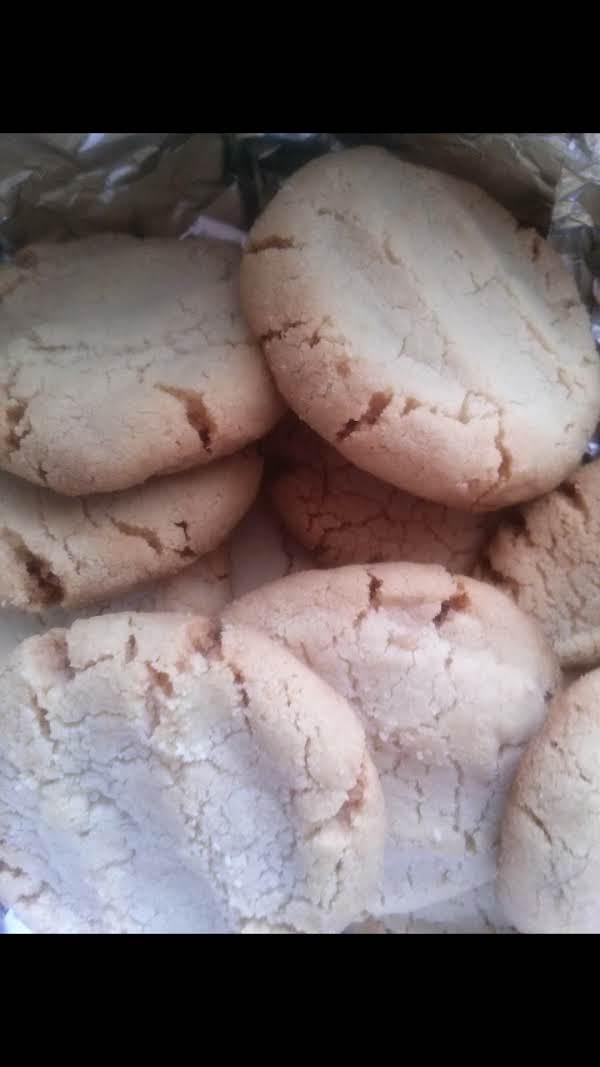 Sheralyn's Memphis City School Butter Cookies!