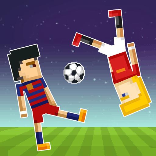 Funny Soccer - 2 Player Games 體育競技 App LOGO-硬是要APP