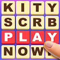 Kitty Scramble: Word Finding Game icon