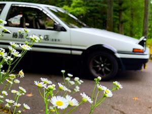 スプリンタートレノ AE86 GT-APEXのカスタム事例画像 イチDさんの2021年02月13日23:00の投稿