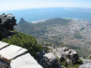 Photo: pohed na Kapské město