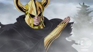 第5話 究極!神聖衣の力