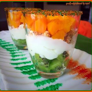 Fruits & Yogurt Parfaits