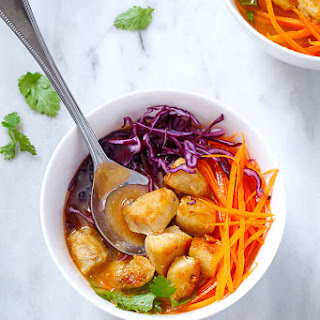 Sweet Chili Chicken Soup