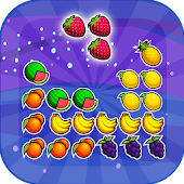 Fruit Splash Blocks Puzzle