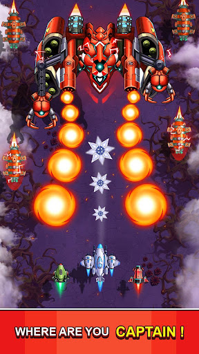 Strike Force - Arcade shooter - Shoot 'em up 1.5.4 screenshots 4