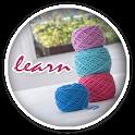Learn Basic Knitting Tips icon