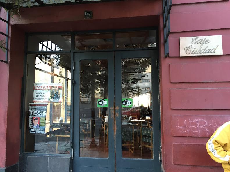 ラパス レストラン