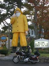 Photo: Boothbay Harbor, Maine