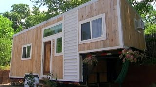 Texas Tiny House Shopping