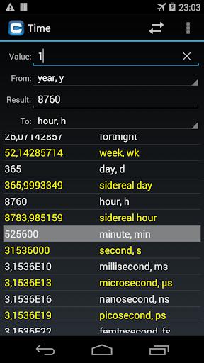 Unit Converter Pro 3.24 screenshots 5