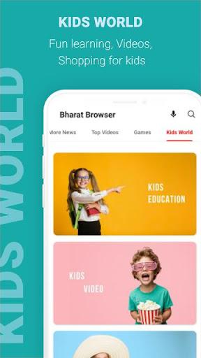 Bharat Browser screenshot 5