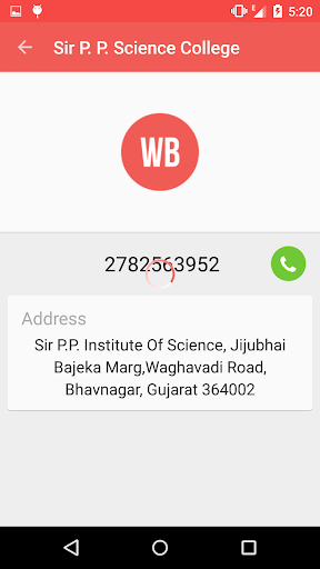 We Bhavnagar app (apk) free download for Android/PC/Windows screenshot