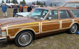 Chrysler Le Baron Woodie Rent Southland