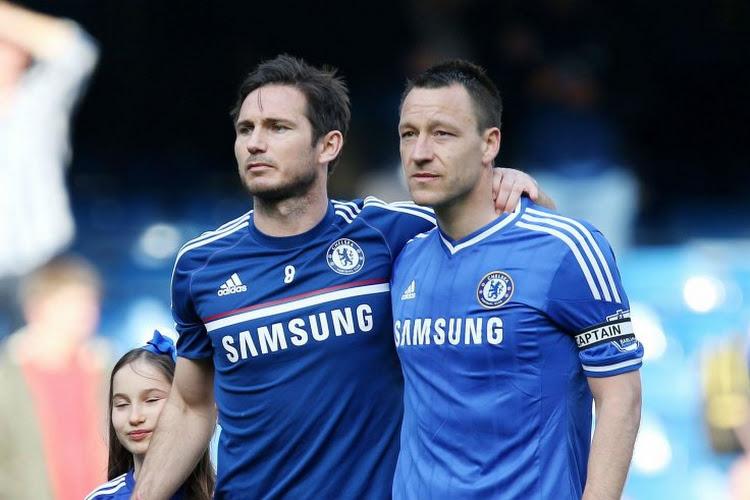 Chelsea-icoon John Terry zegt het profvoetbal vaarwel