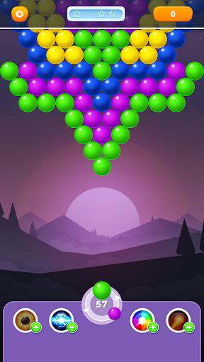 Bubble Rainbow Shooter - Shoot & Pop Puzzle modavailable screenshots 3