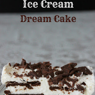 Ice Cream Dream Cake