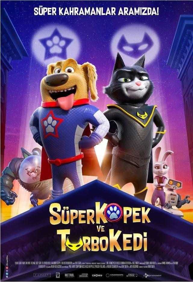 Süper Köpek ve Turbo Kedi - Stardog & Turbocat (2020)