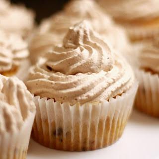 Bailey's® Irish cream muffins with Bailey's® Irish cream chocolate whipped cream