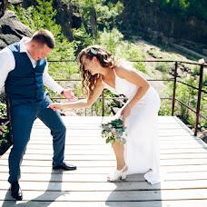 Wedding photographer Lesya Frolenkova (Lesyafos). Photo of 22.08.2017