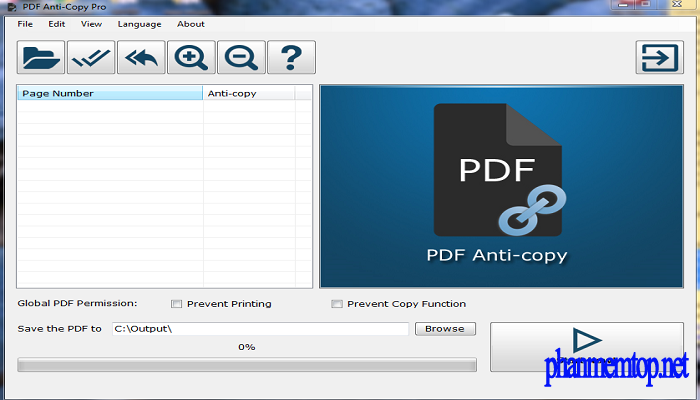 PDF Anti-Copy Pro Free Download