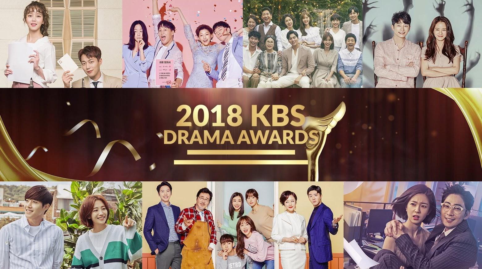 KBS Drama Awards 2018 (2018)