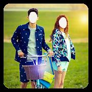 Korean Couple Photo Suit APK