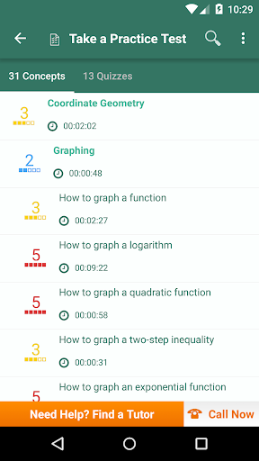 Advanced Geometry: Practice Tests and Flashcards 1.6.7.1 screenshots 2