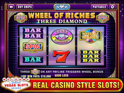 Vegas Slots - Play Las Vegas Casino Slot Machines! 1.1 8