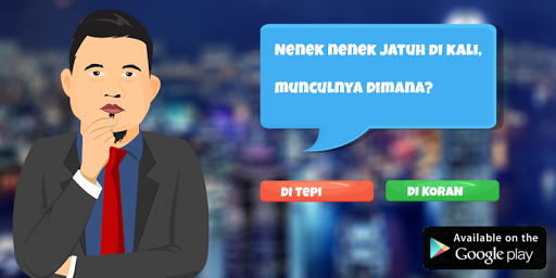Kuis Cak Lontong for PC