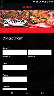 Moretti's- screenshot thumbnail