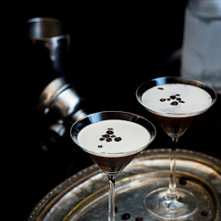 Espresso Vodka Martini Recipes