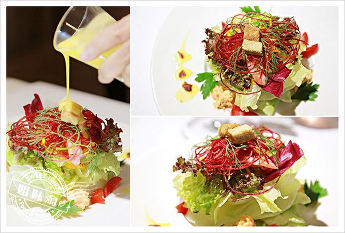 新國際西餐廳開胃主題沙拉3