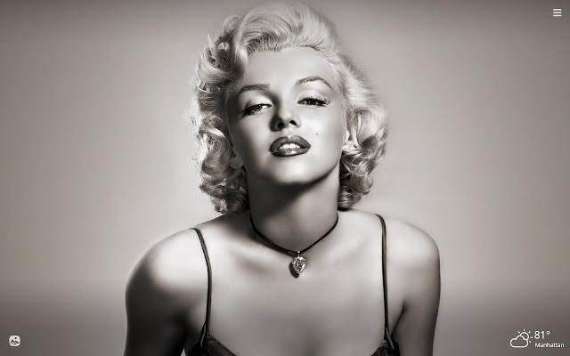 Marilyn Monroe HD Wallpapers New Tab