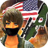 American Commando Assassin : Hot Sniper