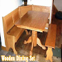 Wooden Dining Set APK icon