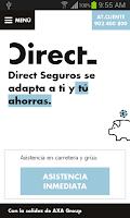 Screenshot of Direct