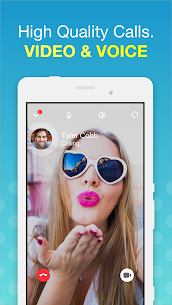 free video calls and chat 9.4.1(800710) Latest MOD Updated 1