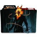 Ghost Rider Marvel Chrome Theme