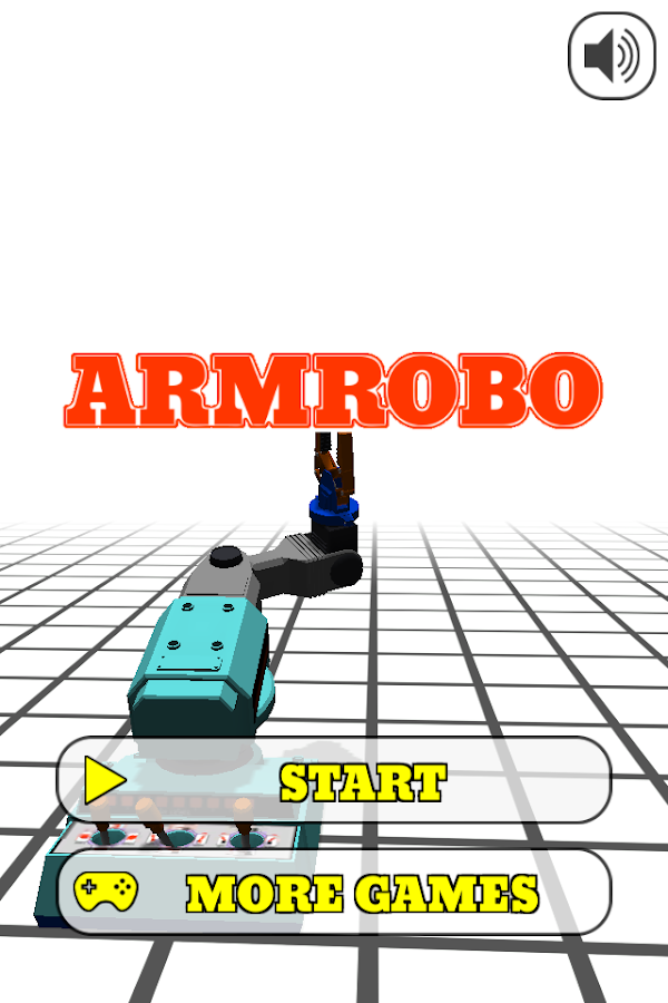 ARMROBO- screenshot