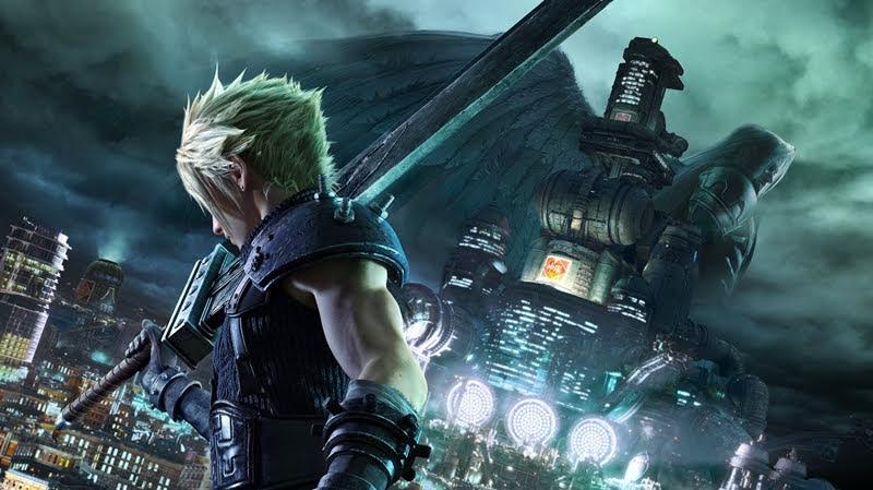 Game Release April 2020 Final Fantasy VII Remake