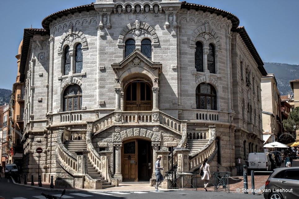 Paleis van justitie Monaco