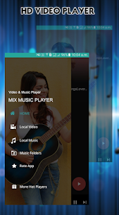 MAX Video Player - 2018 Video player - náhled