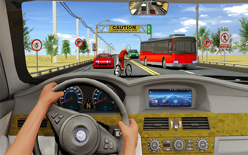 Traffic Highway Racer - Car Rider for PC