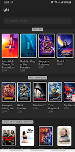 y.t.s movies (Browser + Magnet Torrent) (MOD,Paid) v0.0.20 1
