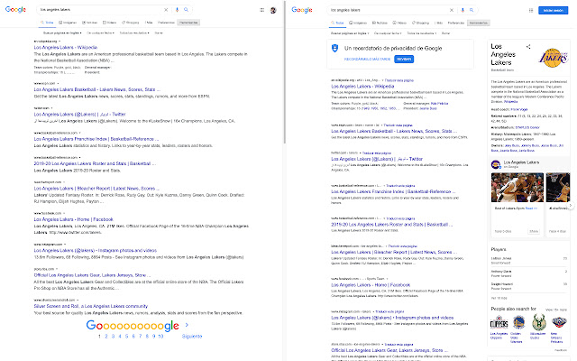 Google Simple Search