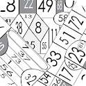 90 numbers icon