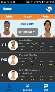 Junior Knicks- screenshot thumbnail