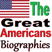 Great American Peoples Biographies in English